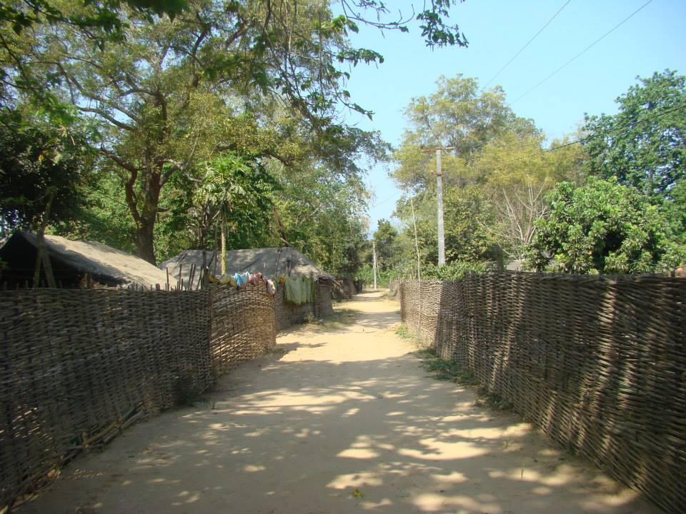 village at satkosia