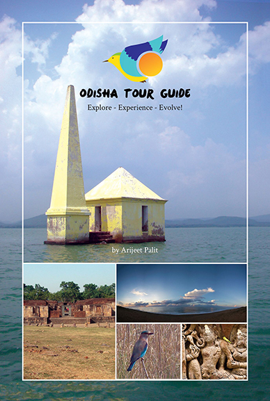 Odisha Tourguide Book