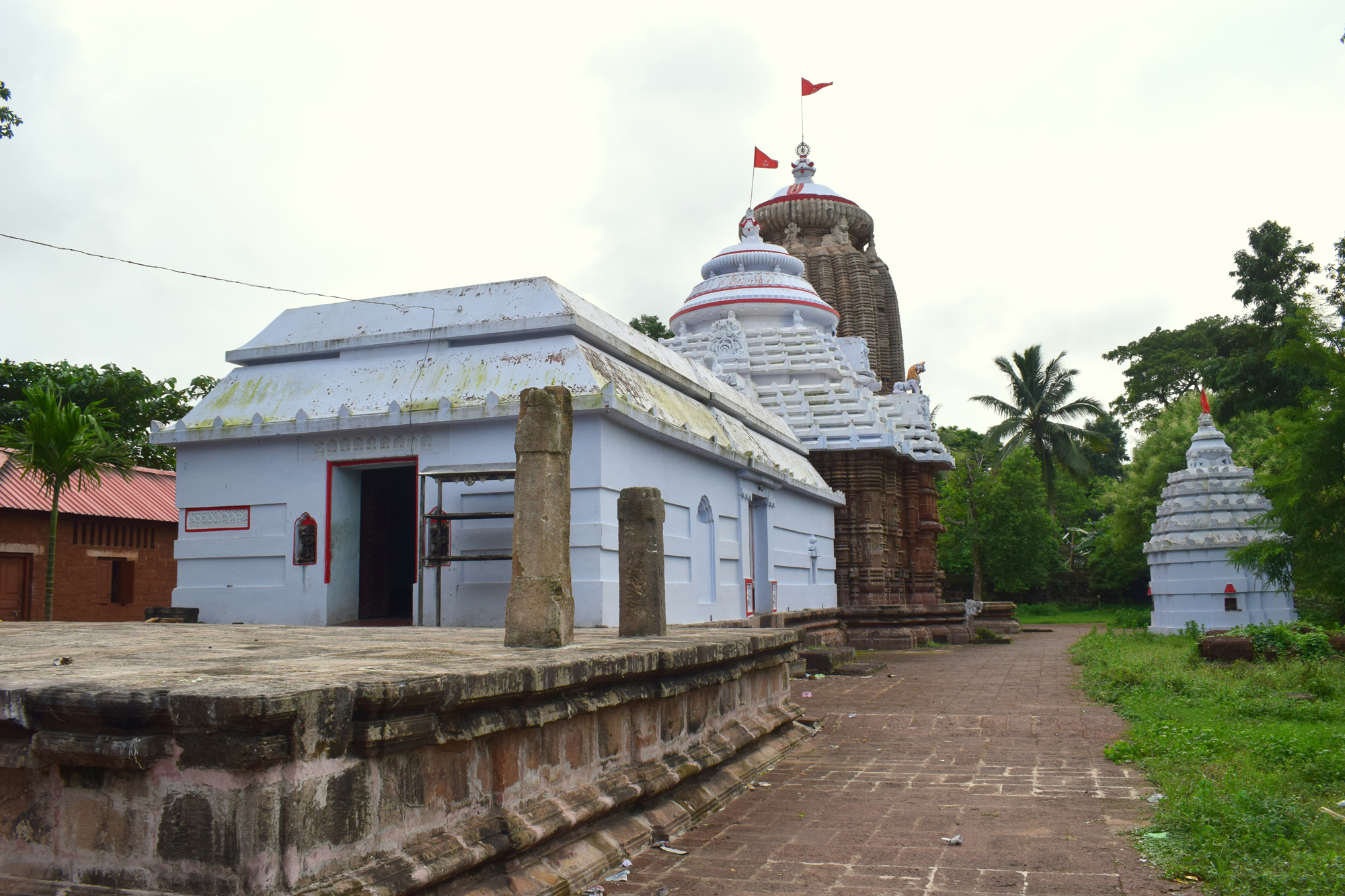 Madhaba Temple at Niali
