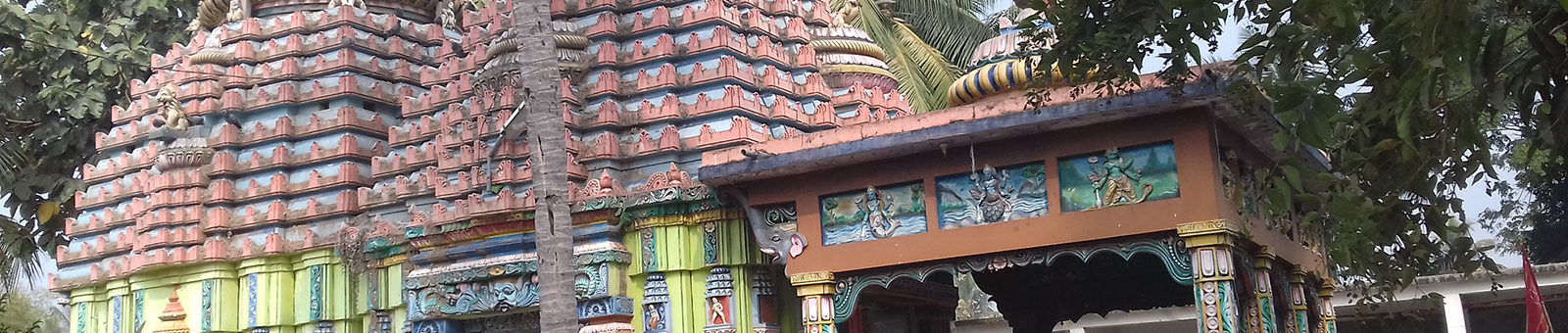 Jagannath Temple at Buguda