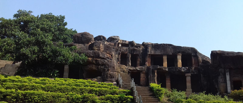 Udaygiri caves pic by Kali Kanungo