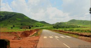 Beautiful roads to Koraput
