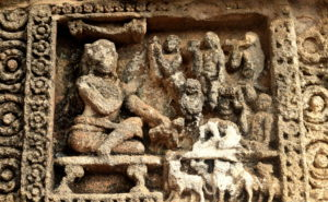 Carvings-depicting-conviction-and-punishment-at-Sobhaneswara-Temple-Niali.