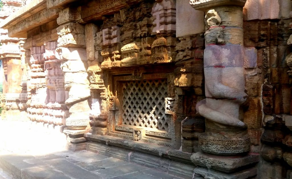 Exquisite Carvings at Varahi Temple